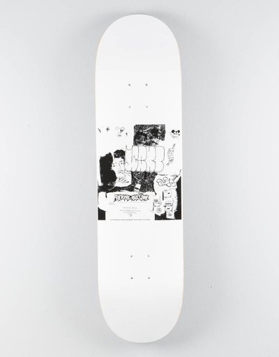 """Fucking Awesome Wanto x Dill Deck 8,25"""""""