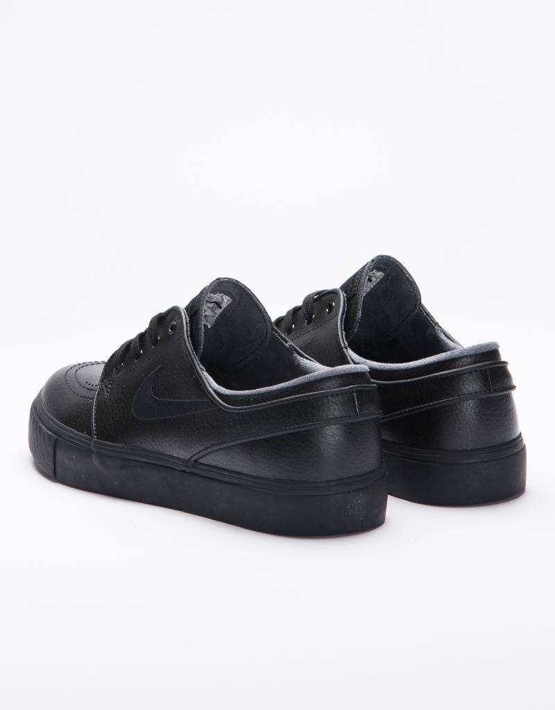 Nike Stefan Janoski Leather Black/Black