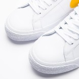 Nike SB Blazer Low White/Mineral Gold