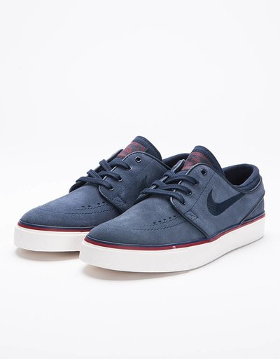 Nike SB WMNS Janoski Dark Obsidian/Team Red