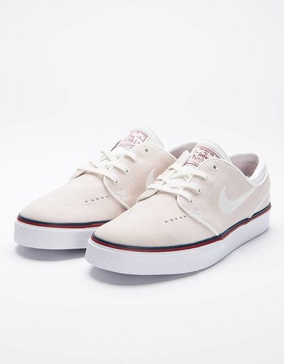 Nike SB WMNS Janoski Summit White/Ivory/Team Red