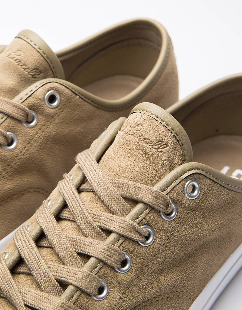 Converse Jack Purcell Pro Ox Khaki/White