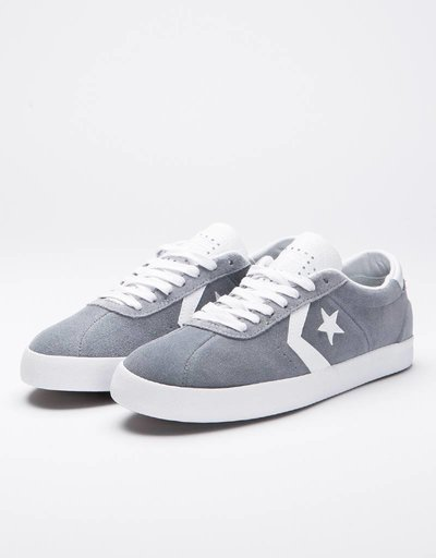 Converse Breakpoint Pro Ox Cool Grey/White