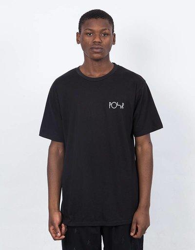 Polar Stroke Logo T-shirt Black