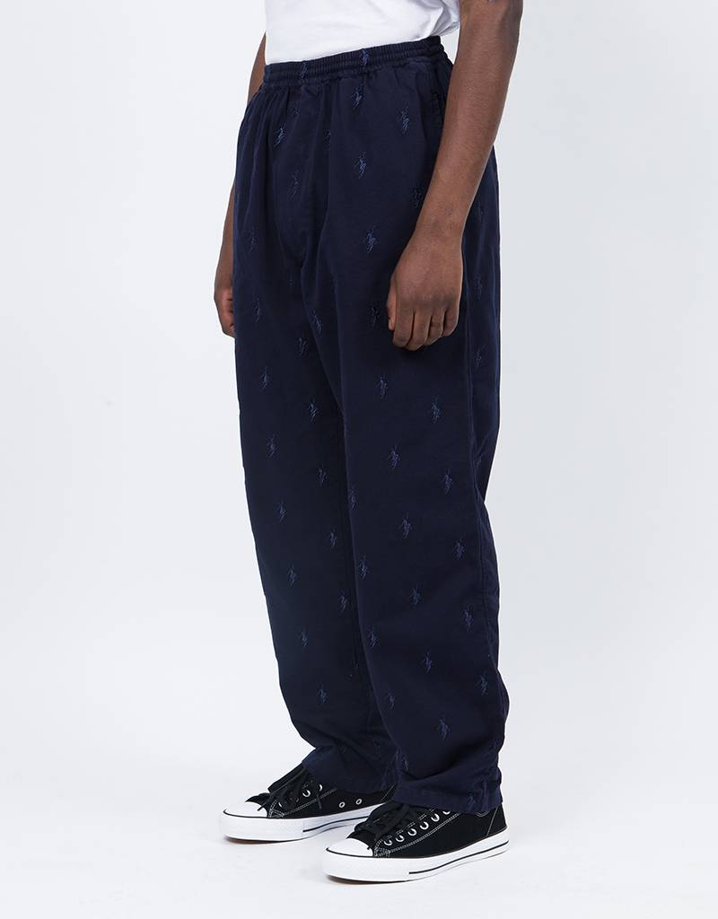 Polar No Comply Surf Pants Navy