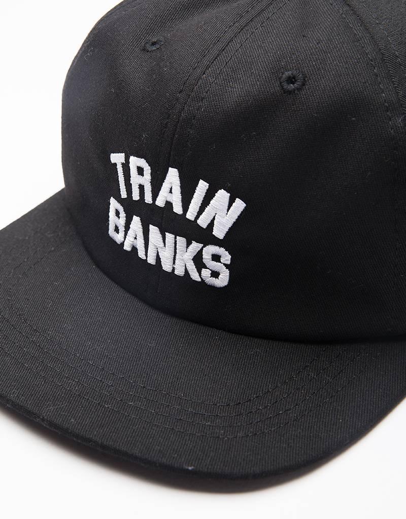 Polar Train Banks Cap Black