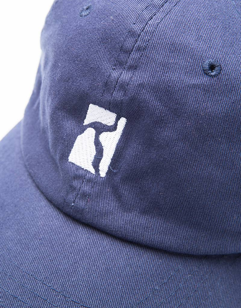 Poetic Collective Cap Navy/White