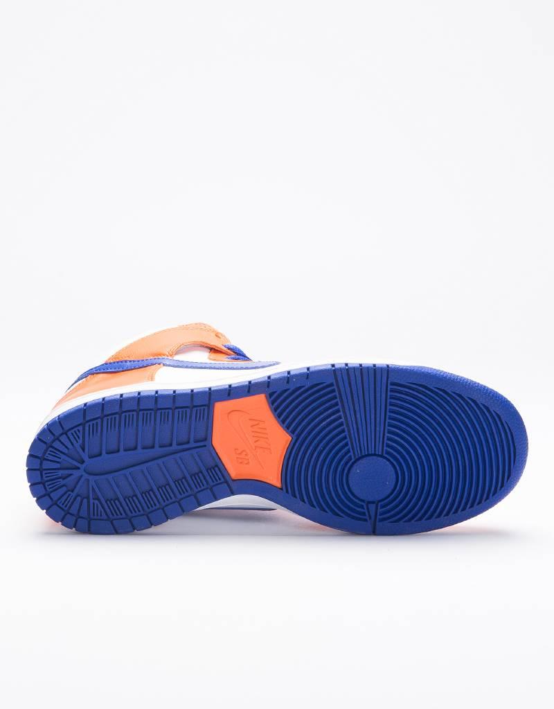 Nike SB Dunk High TRD QS 'Danny Supa' Safety Orange/Hyper Blue/White