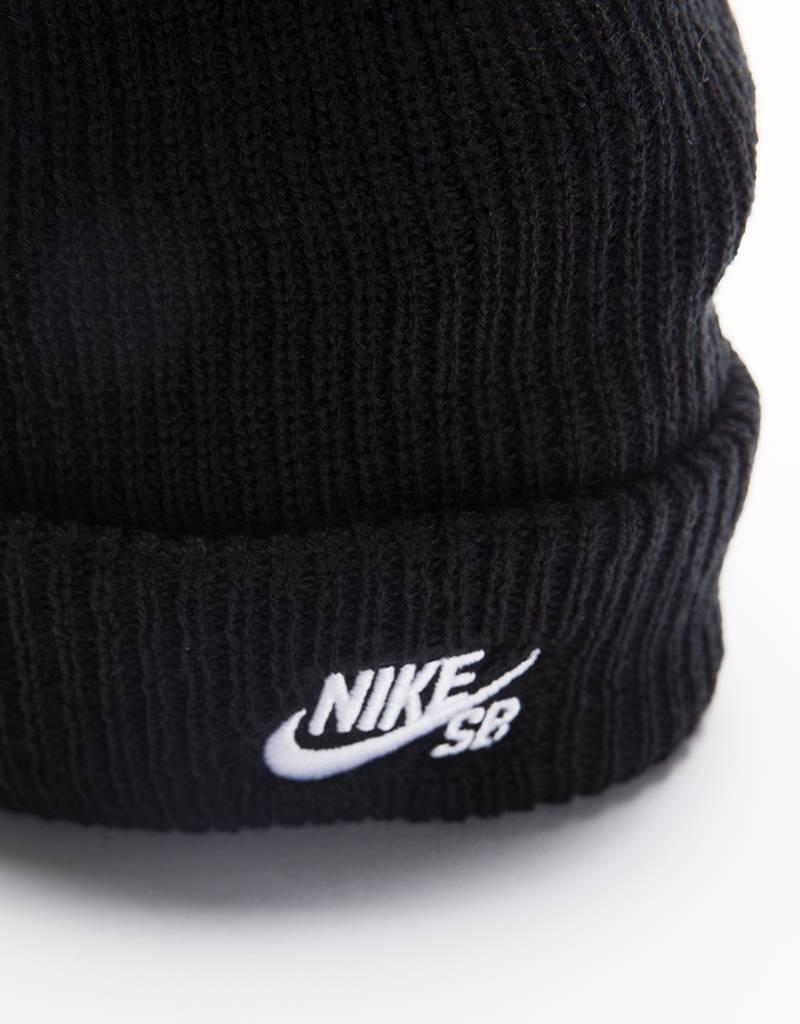 Nike Fisherman Beanie Black