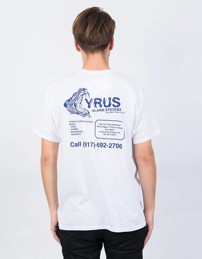 Call Me 917 Cyrus Bennett T-Shirt White