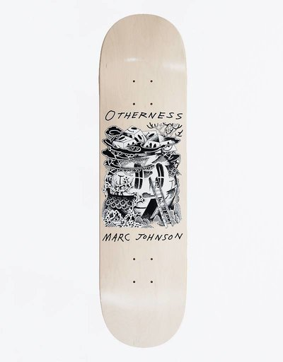 Otherness Marc Johnson Deck 8.25""