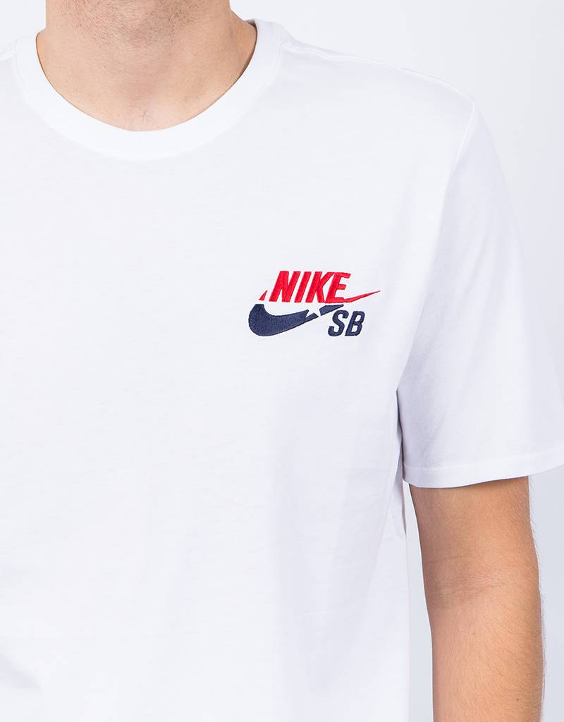 Nike SB Futura T-Shirt White