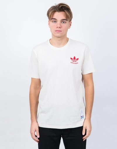 adidas x Alltimers T-Shirt Off White