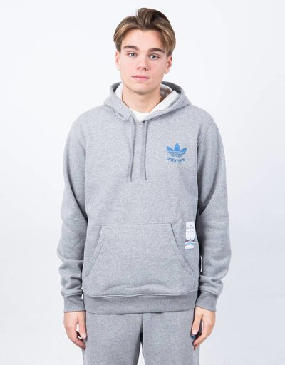 adidas x Alltimers Hoodie Core Heather