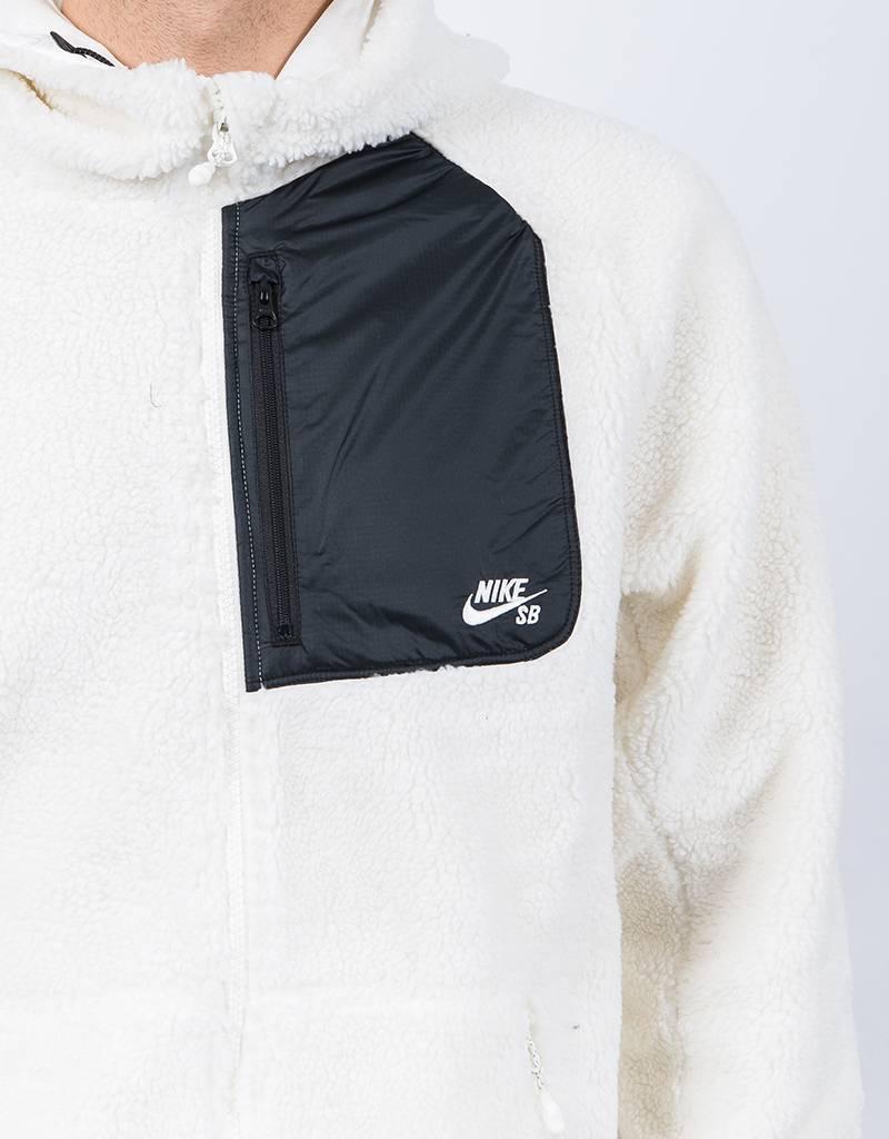 Nike SB Everett Hoodie Sail/Black