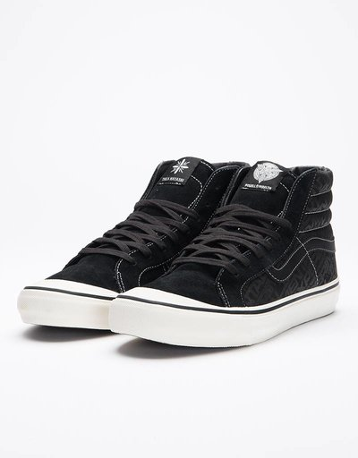 Vans X Taka Hayashi X Powell Peralta Mn Style 138 Pro Black/Red
