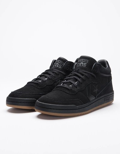 Converse X Al Davis Fastbreak Court Pack Black