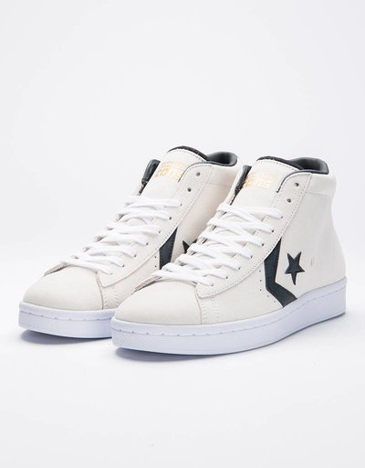Converse X Al Davis Pro Leather Court Pack White