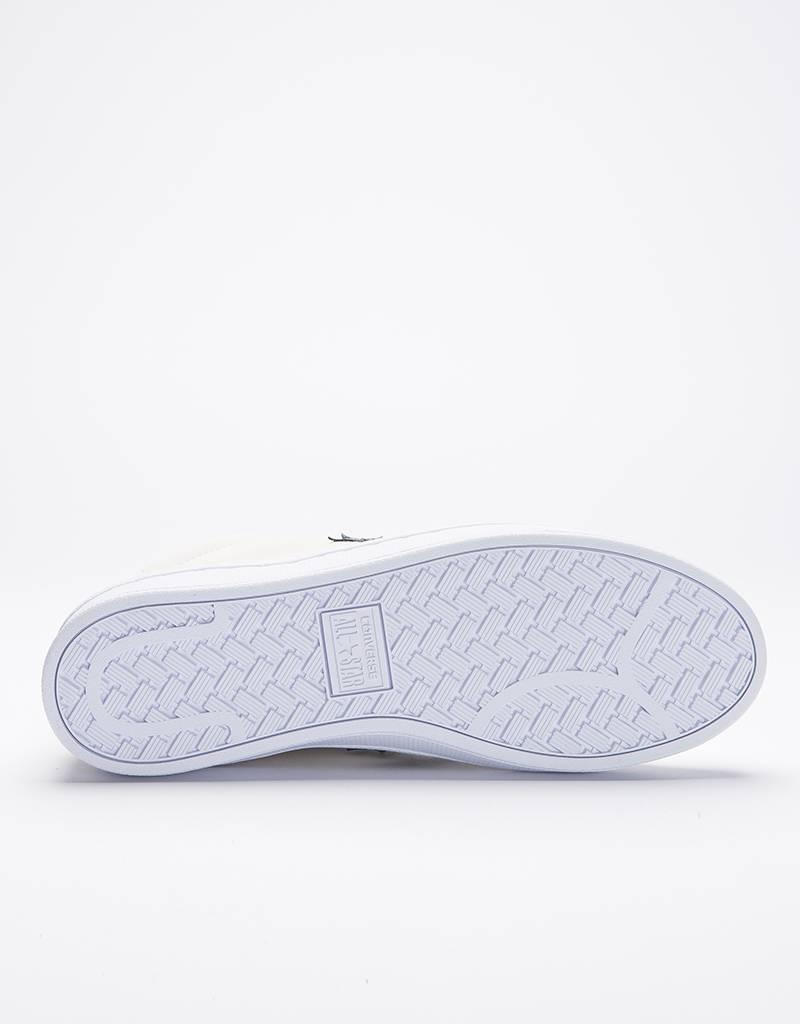 Converse X Al Davis Pro Leather Court Pack White
