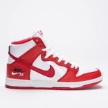 Nike SB Zoom Dunk High Pro University Red/University Red-White