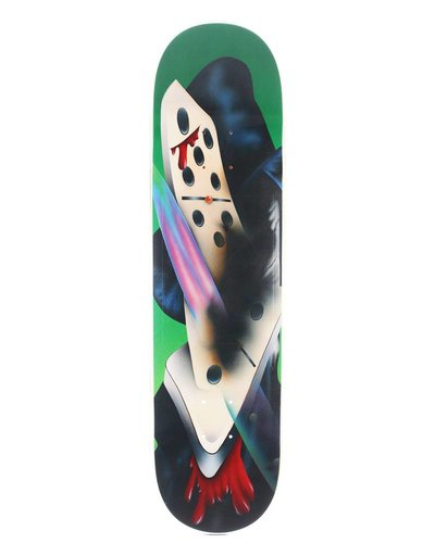 "Copy of Numbers Silvas Edition 3 8,3"" Deck"
