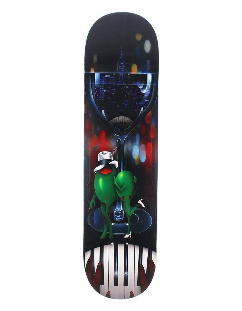 """Copy of Numbers Koston Edition 2 8,2"""" Deck"""