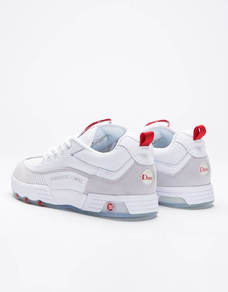 DC x Dime Legacy S White/Red