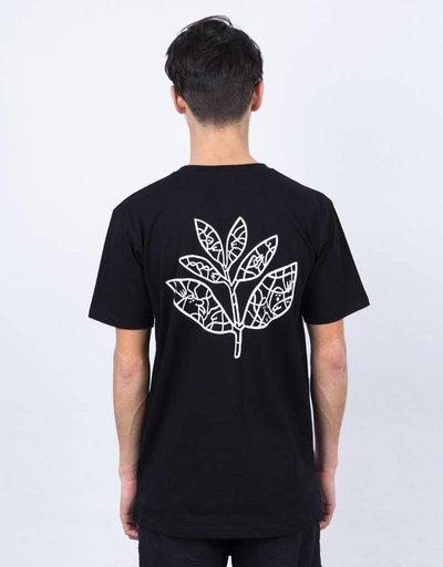 Magenta Lucas Beaufort T-shirt Black