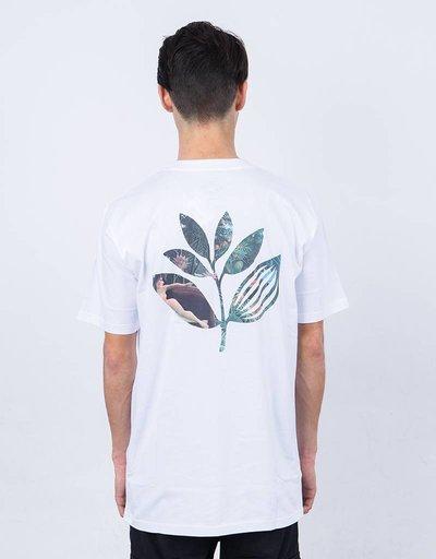 Magenta Jungle T-Shirt White