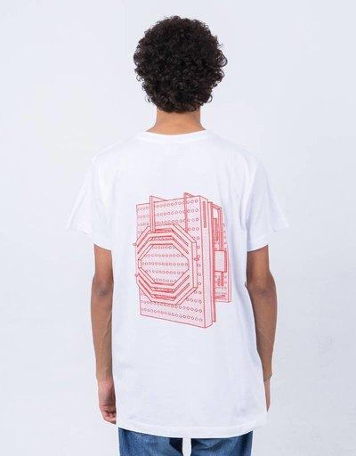 Octagon Catia T-shirt White