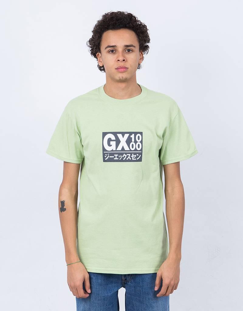 GX1000 Japan T-Shirt Pistachio
