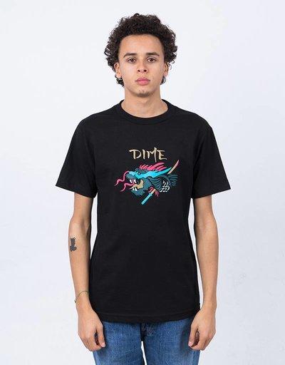 Dime Dragon Slayer T-shirt Black