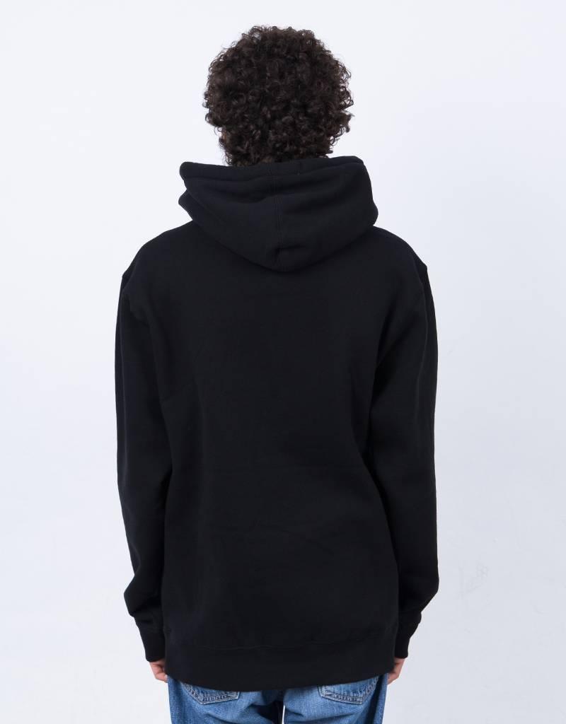 Dime Classic Logo Hoodie Black