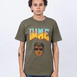Dime Dimeguy T-shirt Military Green