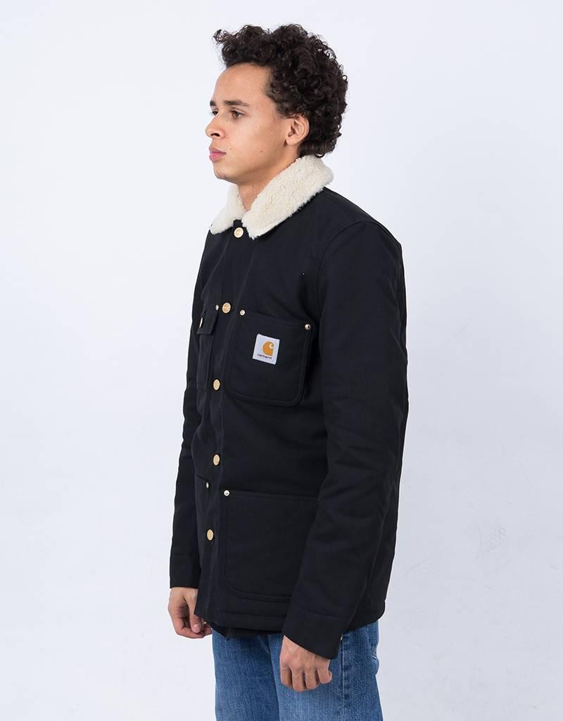 Carhartt Fairmount Coat Black/Rigid