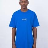 Hotel Blue T-Shirt Logo Royal