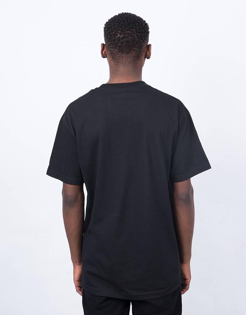 Hotel Blue T-Shirt Logo Black