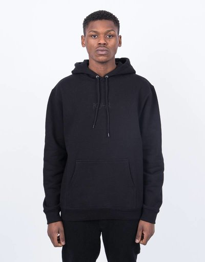 Polar Heavyweight Hood Black