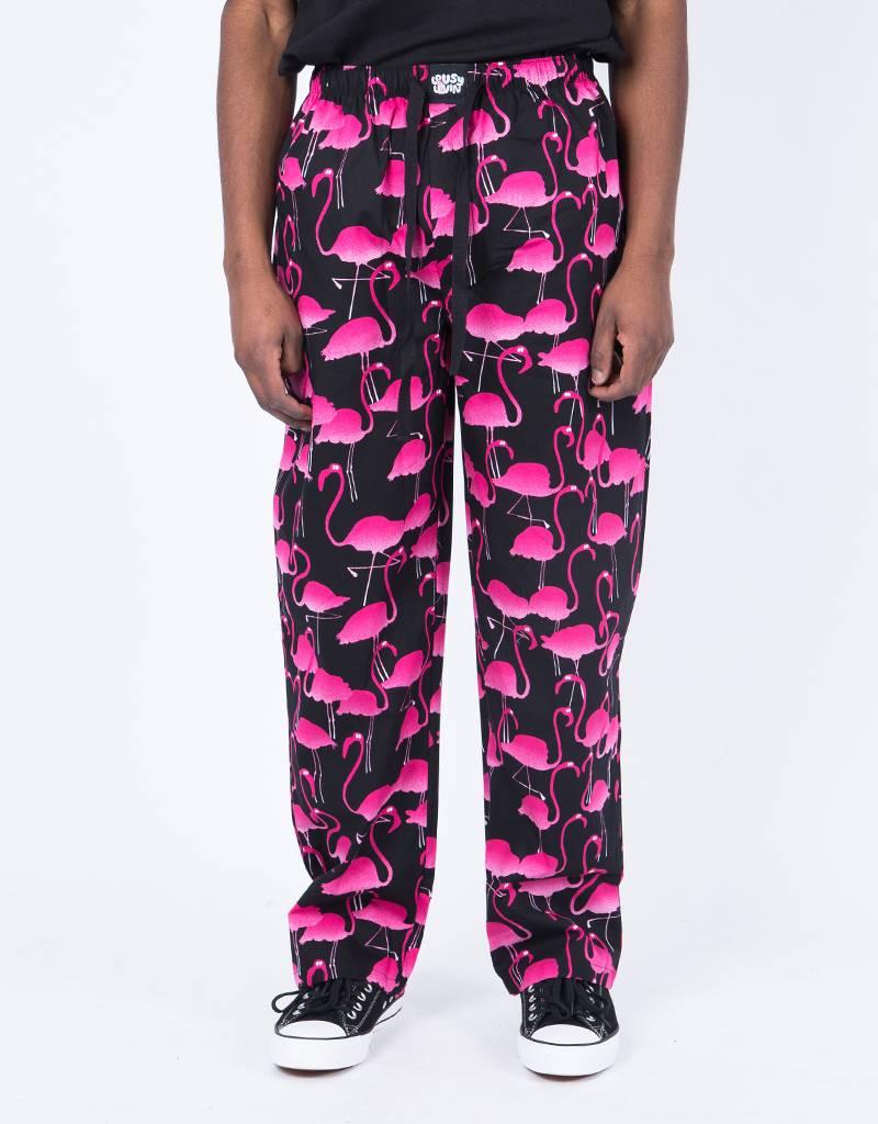 Lousy Livin Flamingo Pyjama Pants Black