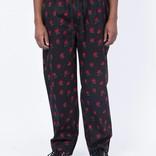 Lousy Livin Roses Pyjama Pants Black