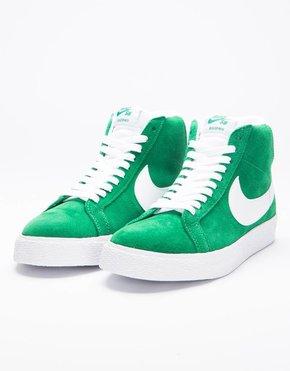 Nike SB Nike SB Zoom Blazer Mid pine green/white