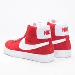 Nike SB Zoom Blazer university red/white