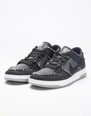 Nike SB Nike SB X Medicom Zoom Dunk Low Elite QS black/black-white-medium grey