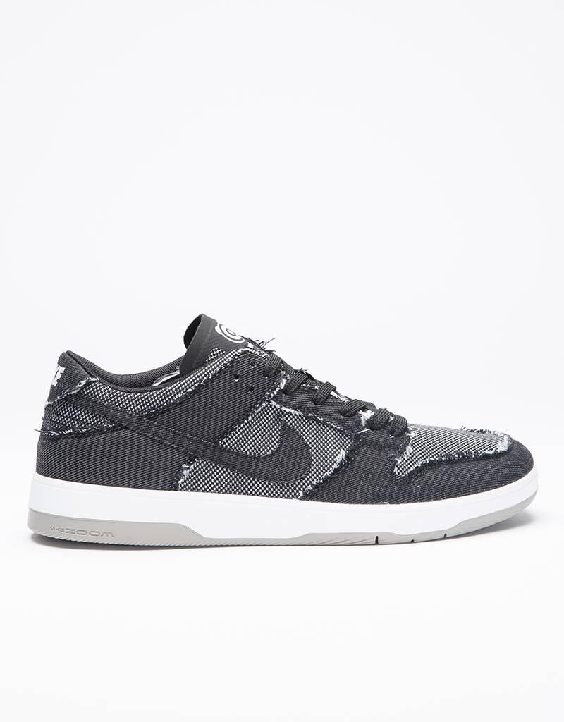 Nike SB X Medicon Zoom Dunk Low Elite QS black/black-white-medium grey
