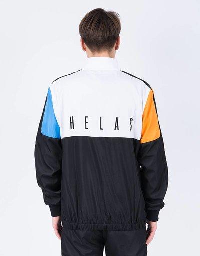 Helas Rush Tracksuit Jacket Black