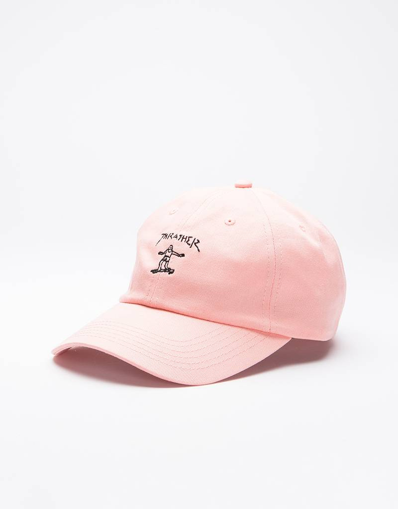 Thrasher Cap Gonz Old Pink