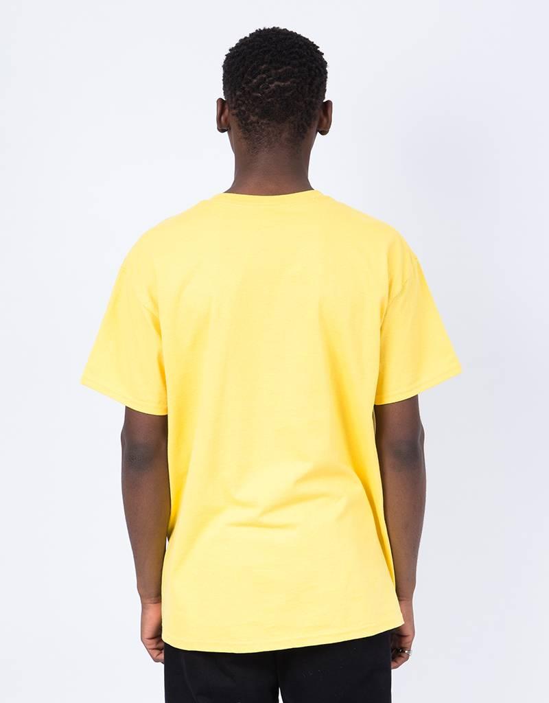 Thrasher Skate Mag T-shirt Yellow