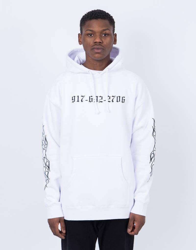 Call Me 917 Chopper Hood White