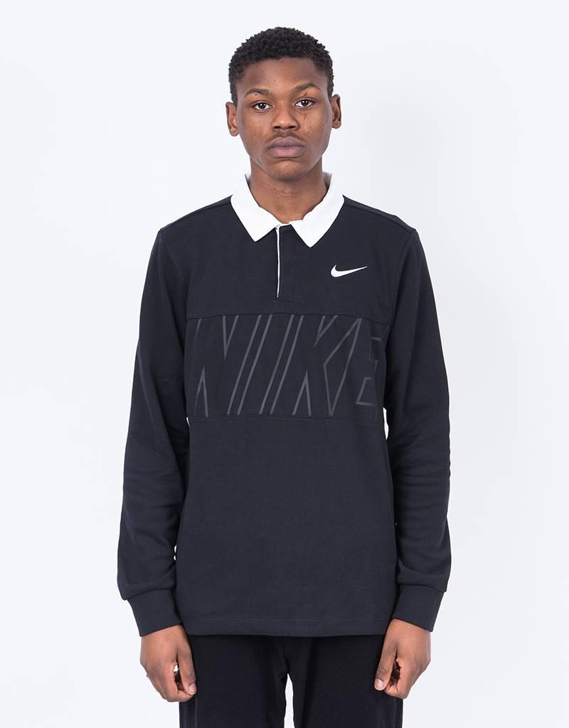 Nike Sb Dry Polo Black/White