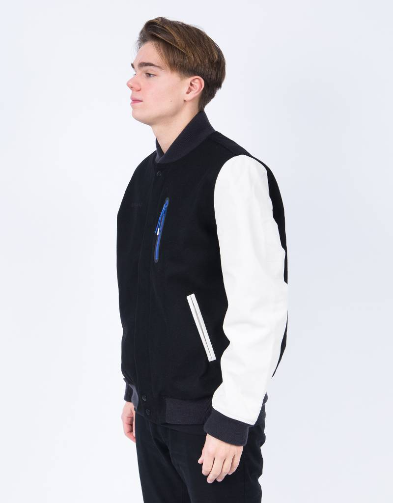 Nike SB Soulland Jacket black/white/game royal/white